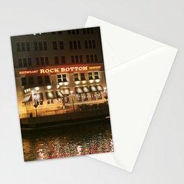 Rock Bottom Stationery Cards