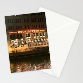 Rock Bottom Stationery Cards