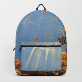 Great Barrier Reef Backpack