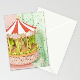Carou-celery Stationery Cards