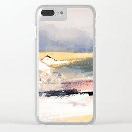 Dansk Clear iPhone Case