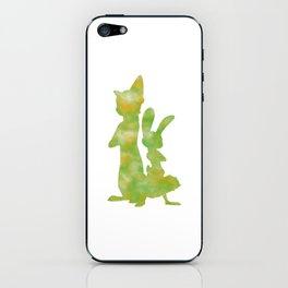 Zootopia iPhone Skin