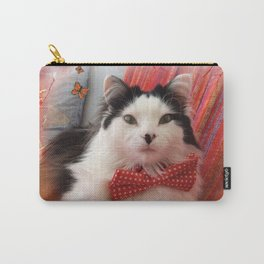 The Oreo Cat: Spring Carry-All Pouch