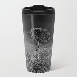 Araucária - Araucaria angustifolia Travel Mug