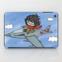 yoshi iPad Cases featuring Yoshi Pilot by DogoD Art