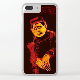 Benny Clear iPhone Case