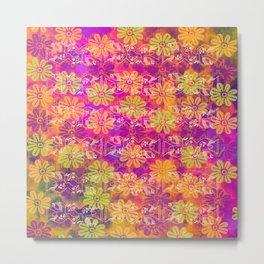 Paracas Colors Metal Print