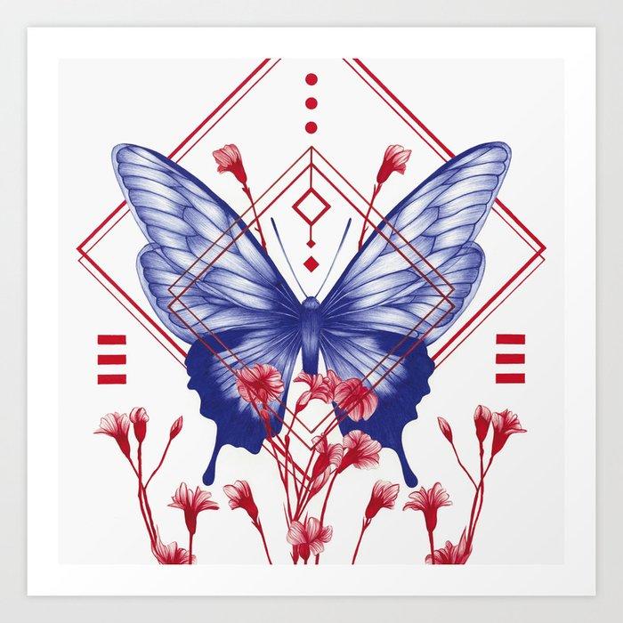Evolution I Art Print