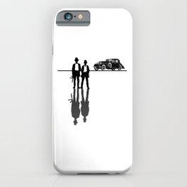 Roaring 20s Gangster Mob Mafia 1920s Gift iPhone Case