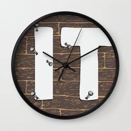 Nailed it! Wall Clock