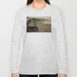Hans Heyerdahl - View from Åsgårdstrand Long Sleeve T-shirt