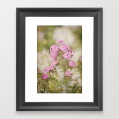 Summer Happy Framed Art Print