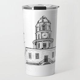 Halifax Town Clock Travel Mug