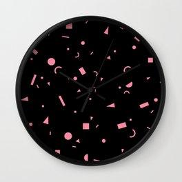 'MEMPHISLOVE' 46 Wall Clock