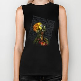 Let there always be me Biker Tank