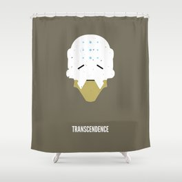 Transcendence Shower Curtain