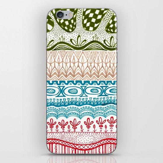 Pembroke iPhone & iPod Skin