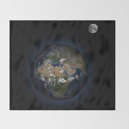 Earth2 Throw Blanket