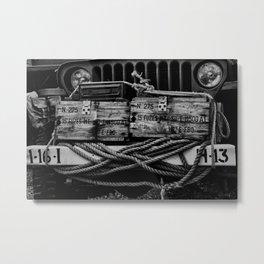 N.275 Metal Print