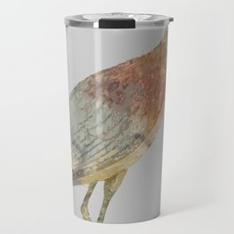 The Brolga Travel Mug