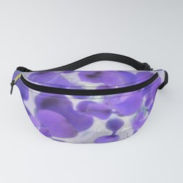 Flower | Flowers | Purple Water Plant Fanny Pack