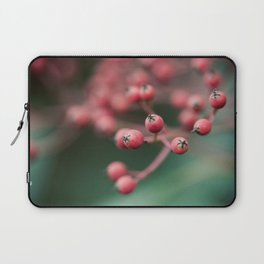 Winter Berries Laptop Sleeve