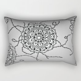 Thorns by Carly Rectangular Pillow