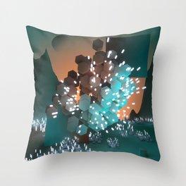 SPLURT Throw Pillow