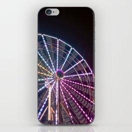 Downtown Waco Fair-pt.2 iPhone Skin