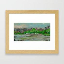 Inwood Framed Art Print