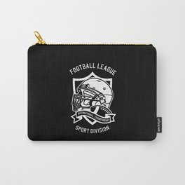 Football league illustration | American Football. Carry-All Pouch