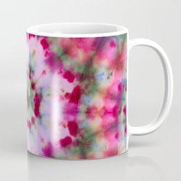 Summer Tie Dye Starburst Coffee Mug