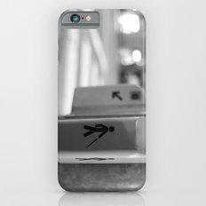 Paris crossing Slim Case iPhone 6s