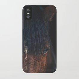 Horse - Cheyenne iPhone Case