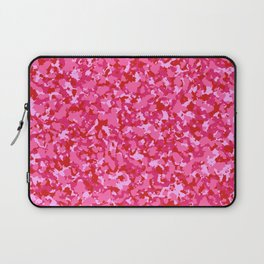 Camo 4 - Pink Attack Laptop Sleeve