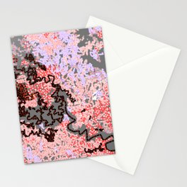 Life on the rock Stationery Cards