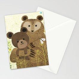 Mama Bear Stationery Cards