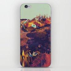 SBRBÏA iPhone & iPod Skin