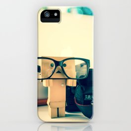 Hipster Danbo iPhone Case