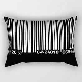 SCAN_ERROR Rectangular Pillow