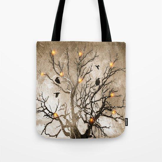 Raven christmas I - HOLIDAZE Tote Bag