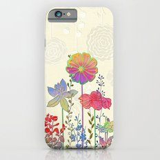 Flower Tales 4 Slim Case iPhone 6s