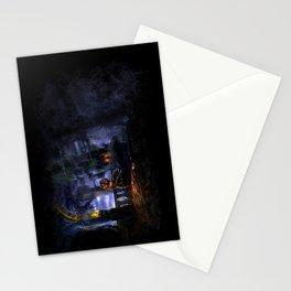 Castlevania: Vampire Variations- Bridge Stationery Cards