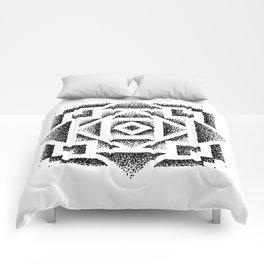 Dotwork Comforters
