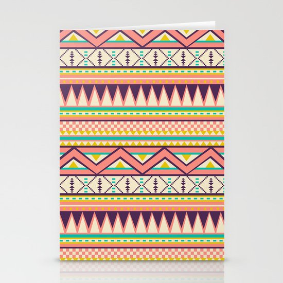 Ethnic love Stationery Cards