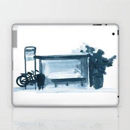 Bus Stop Laptop & iPad Skin