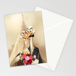 crane wedding Stationery Cards