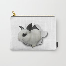 Bunny Burst Carry-All Pouch