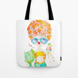 pink lemonade -- sweet, but tart. Tote Bag