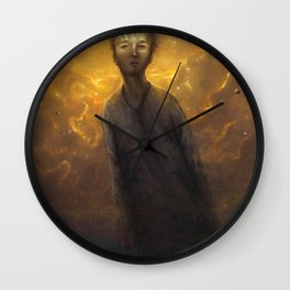 Beyond The Dying Light Wall Clock